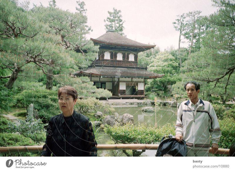 vor der pagode 3/5 Mensch trashig Japan Pagode