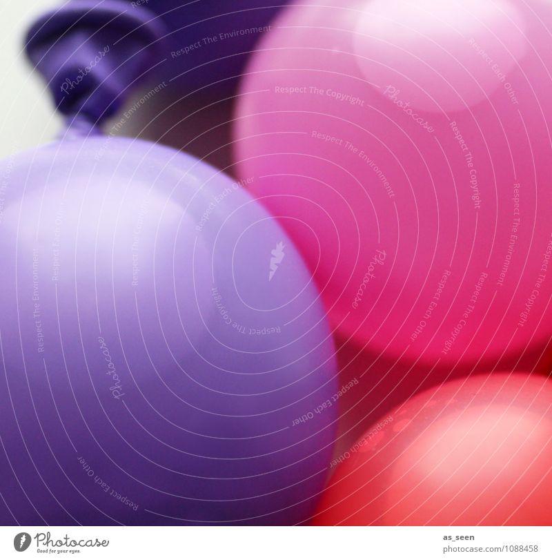 Colour bubbles Lifestyle Freude Leben Party Karneval Geburtstag Kindergeburtstag Kindererziehung Handel Wasser Luftballon Knoten leuchten trendy mehrfarbig