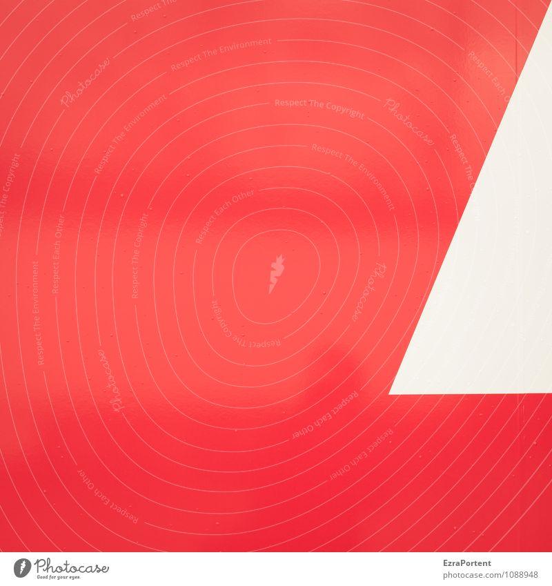 white nose day Design Zeichen Schilder & Markierungen Hinweisschild Warnschild Linie Pfeil rot weiß ästhetisch Grafik u. Illustration graphisch