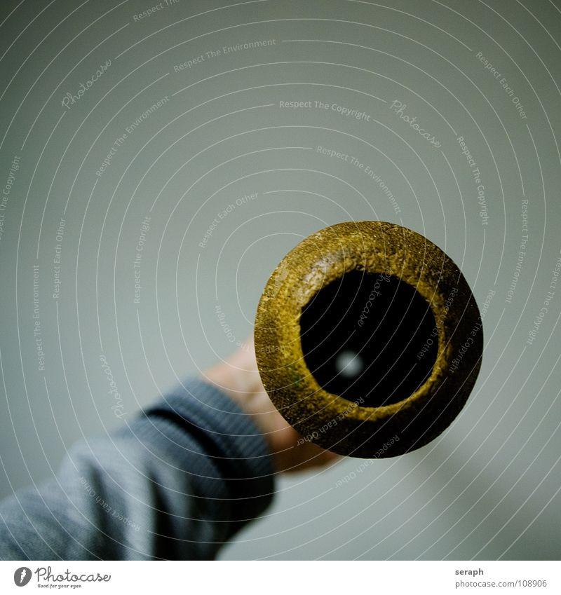 Didgeridoo Australien Durchblick blasen Blasinstrumente Ziel Röhren Geräusch holzbläser Holzblasinstrumente Musikinstrument Klang Kultur Kunst Perspektive