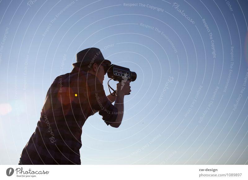 Super 8 Stil Freude Freizeit & Hobby Arbeit & Erwerbstätigkeit Beruf Fotograf Videodreh Dienstleistungsgewerbe Medienbranche Werbebranche Handwerk Business