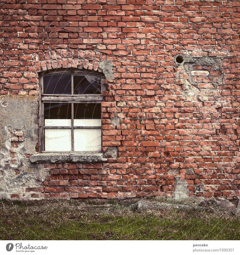 spion Dorf Haus Hütte Gebäude Fassade Fenster Türspion bauen gebrauchen beobachten Angst anstrengen Hoffnung einzigartig sparsam Verfall Vergangenheit