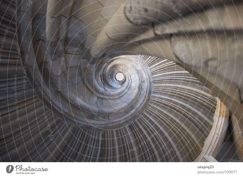 oben ist unten Farbfoto mehrfarbig Außenaufnahme Detailaufnahme abstrakt Muster Strukturen & Formen Menschenleer Tag Silhouette Unschärfe Starke Tiefenschärfe