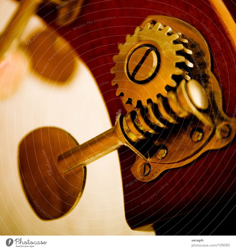 Kontrabass alt Holz Musik Rockmusik Tradition Spirale Musikinstrument edel Schraube Klang Rock `n` Roll Zahnrad Orchester nobel Rockabilly Mechanik