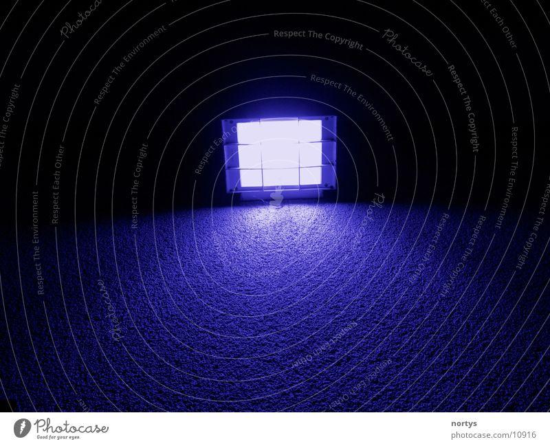 Blauer Schein Lampe Licht Nacht Club blau