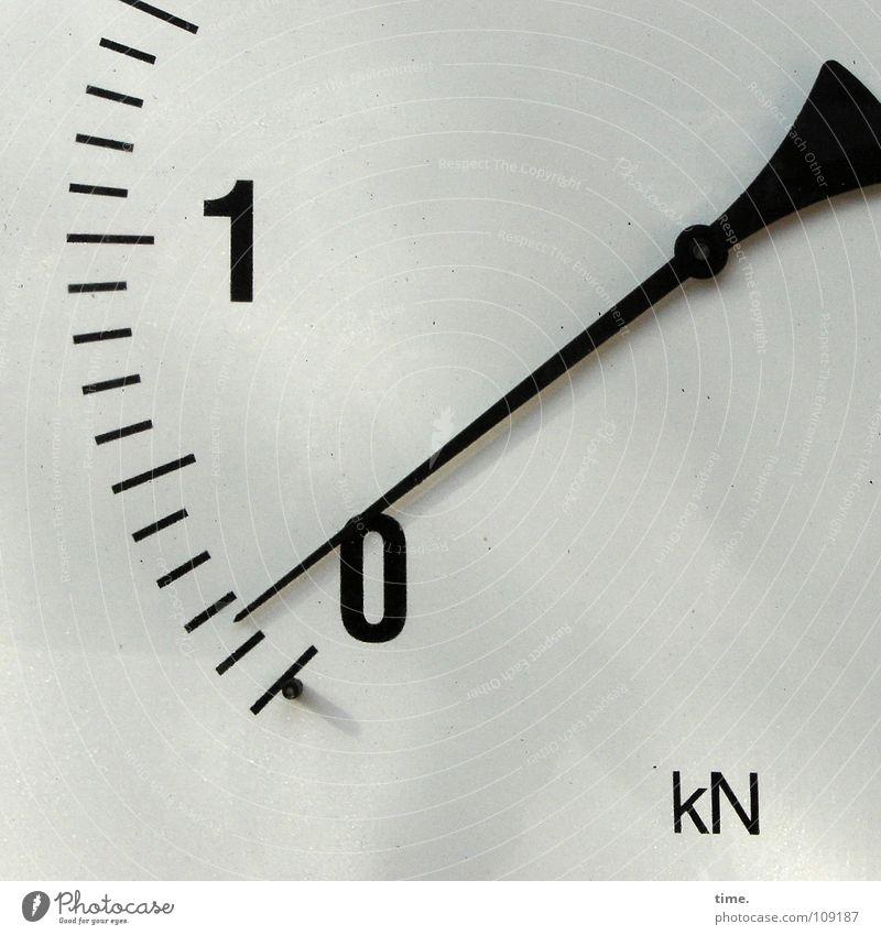Gotta find the own way Dienstleistungsgewerbe Waage Ziffern & Zahlen anstrengen Kontrolle 1 leer Skala Maßeinheit 0 Uhrenzeiger Dezimalzahlen Feder