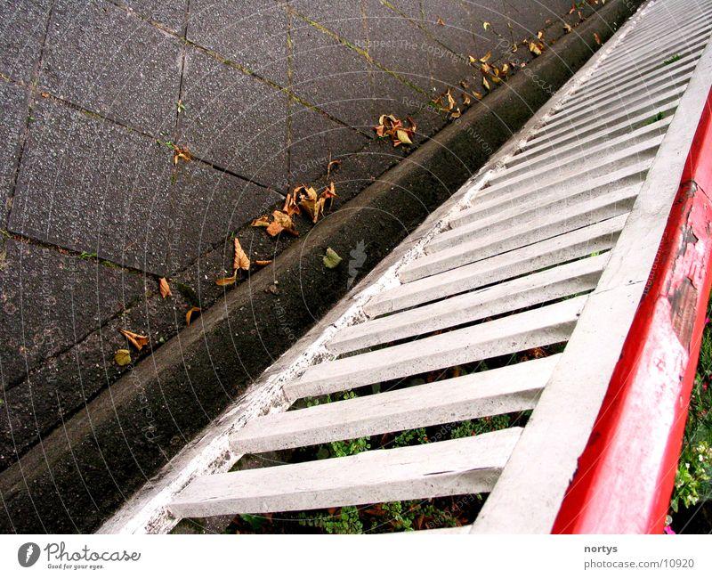 Gartenzaun Zaun Grenze Trennung