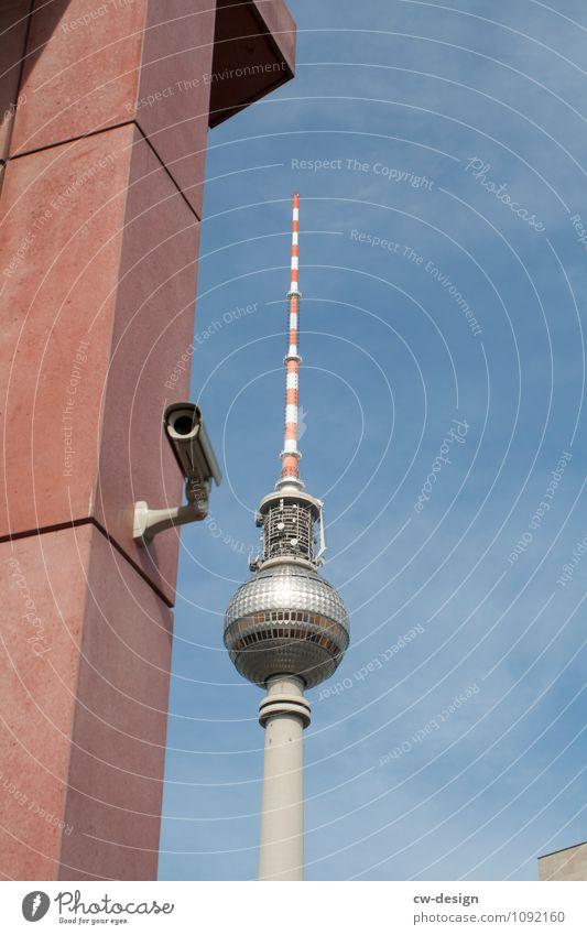 I'll be watching you Ferien & Urlaub & Reisen Tourismus Freiheit Sightseeing Videokamera Technik & Technologie Unterhaltungselektronik Fortschritt Zukunft
