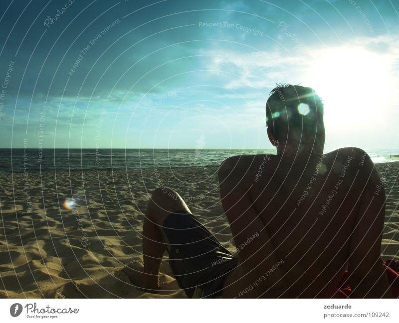 joka Jugendliche Sommer Strand Erholung Sand Europa Portugal