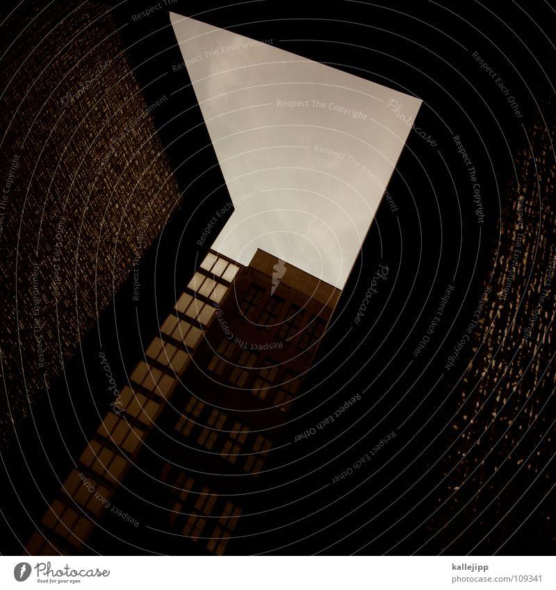 Q Hochhaus Balkon Fassade Fenster Wohnanlage Stadt rund Pastellton Beton Etage Selbstmörder Raum Mieter Leben live Ghetto Sozialer Brennpunkt Feuerleiter