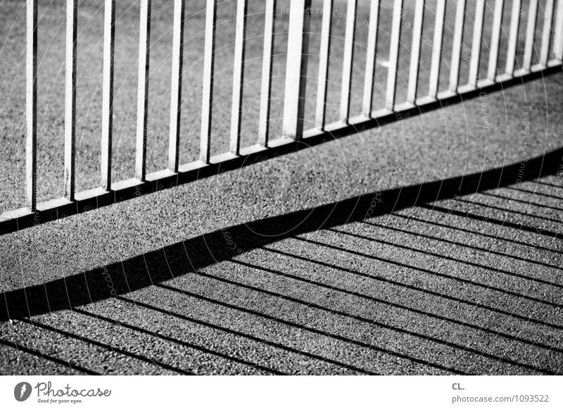 für bernd Linie geschlossen Boden Asphalt Zaun Barriere Tor Gitter stagnierend Eingangstor Absperrgitter