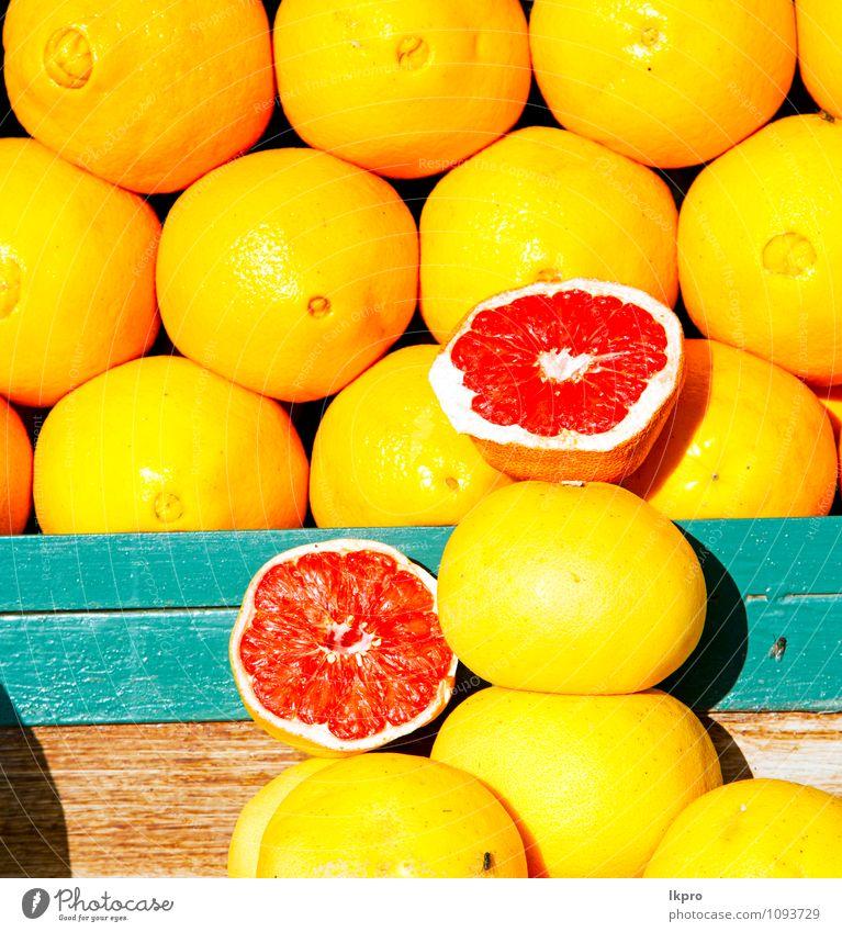 orange Fruchtbeschaffenheit in Marokko Afrika Lebensmittel Ernährung Essen Frühstück Abendessen Bioprodukte Vegetarische Ernährung Diät Saft Lifestyle exotisch