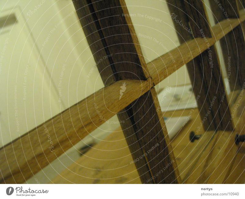 Im Spiegel Fenster Holz Architektur