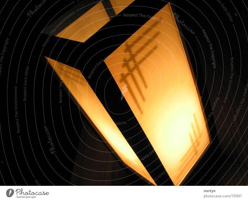 Schnulz Lampe Romantik dunkel gelb Licht Dinge