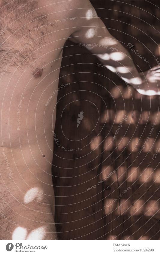 halb nackt Mensch Jugendliche Mann Erotik Junger Mann 18-30 Jahre Erwachsene Liebe maskulin Körper Sex dünn Brust frech