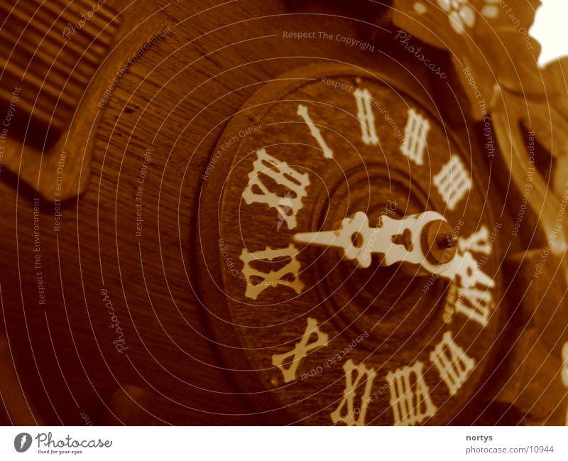 Zum Kuckuck Uhr Kuckucksuhr Zeit Dinge Time