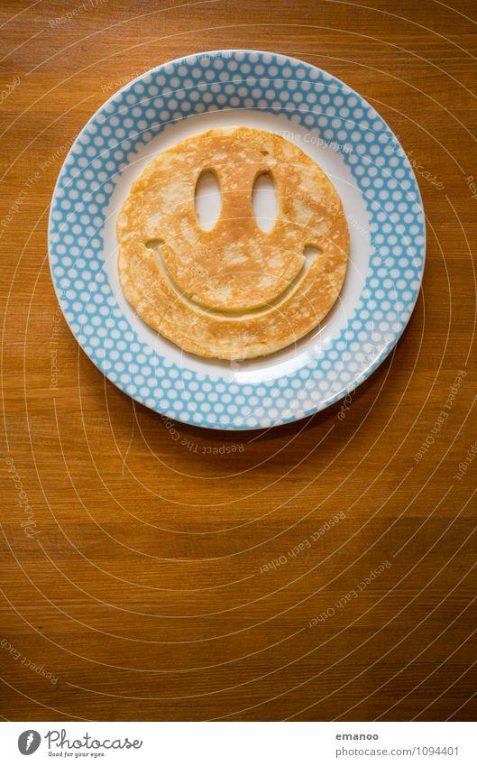in your face Freude Gesunde Ernährung Gesicht Gefühle Glück Essen Gesundheit lachen braun Lebensmittel Lifestyle Fröhlichkeit Ernährung Tisch Freundlichkeit Wellness