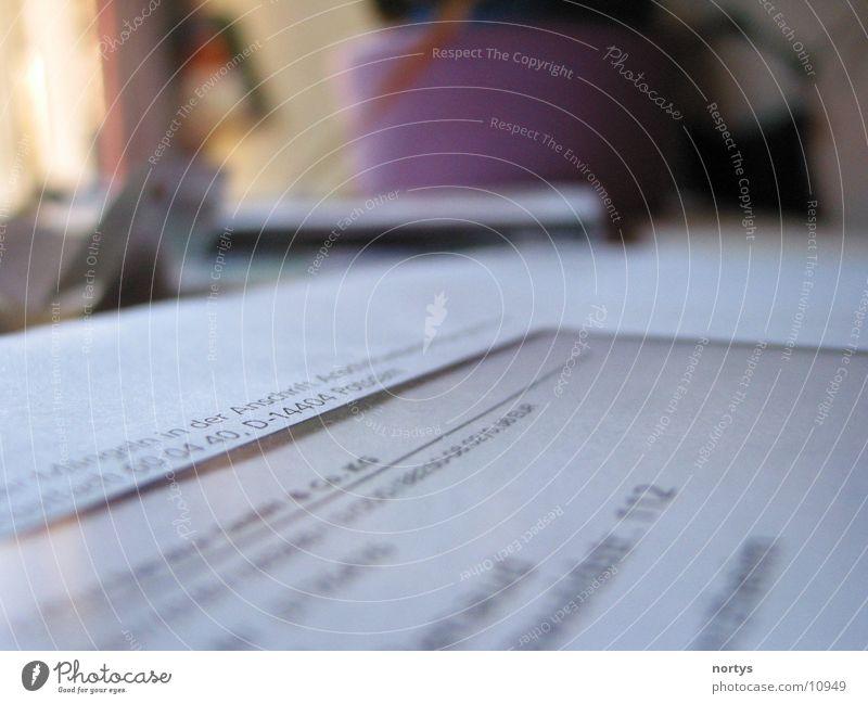Post Dinge Information Brief Briefumschlag Kommunizieren