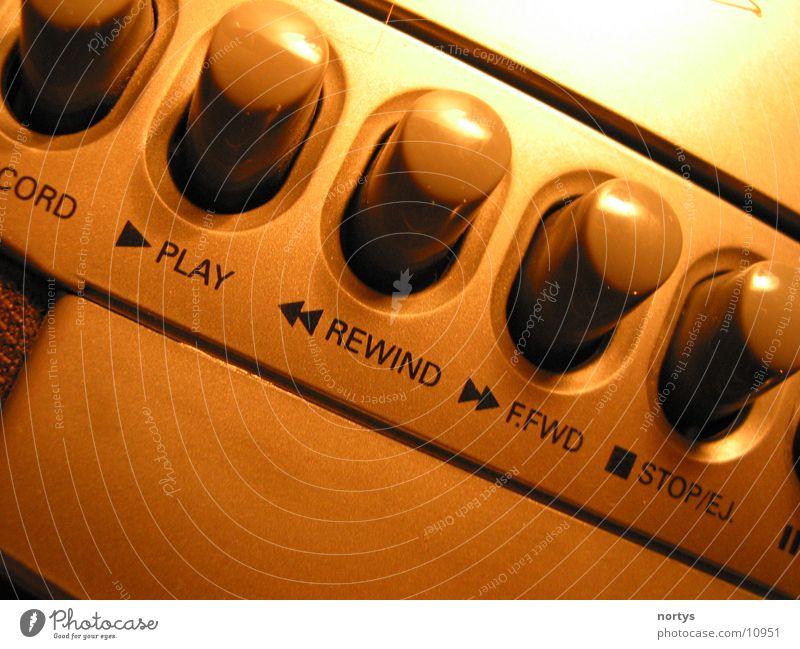 Play! Elektrisches Gerät Technik & Technologie berühren Recorder Musik Radio Kasette