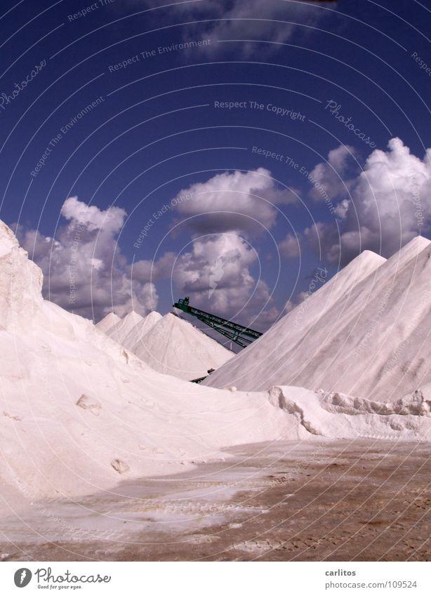 Klimawandel auf Mallorca Sommer Salz Mineralien Balearen Saline lebenswichtig