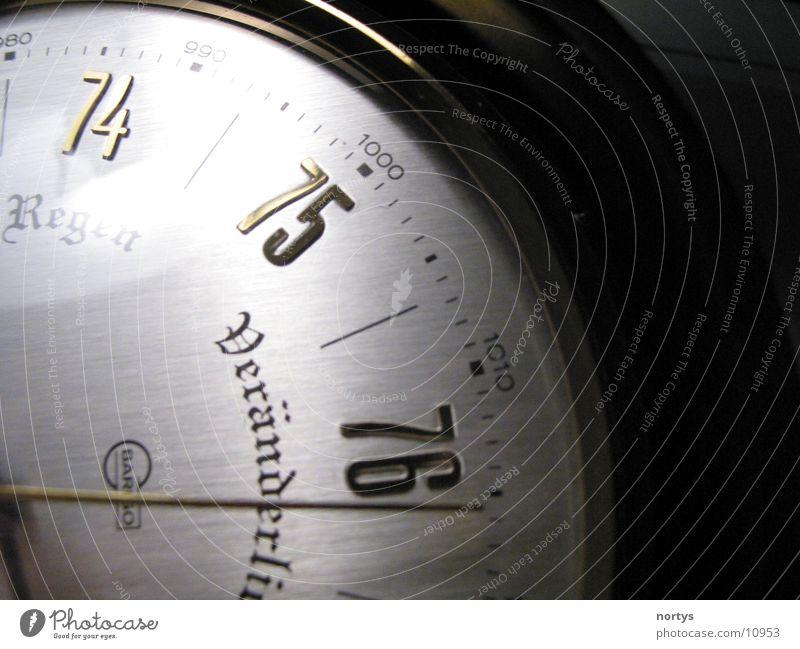Veränderliches Wetter vorhersagen Wetterdienst Barometer Wetterstation Elektrisches Gerät Technik & Technologie Hygrometer