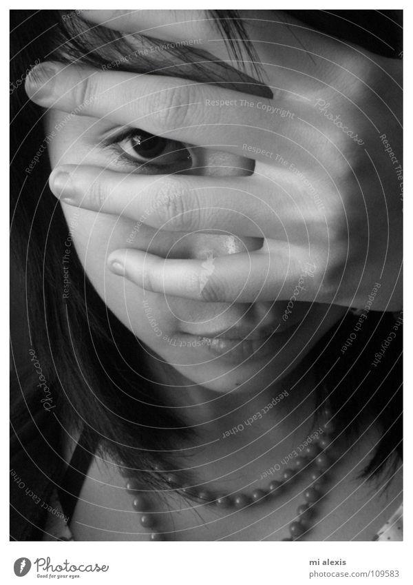 (m)ein augenblick Auge Durchblick Momentaufnahme durchdringend