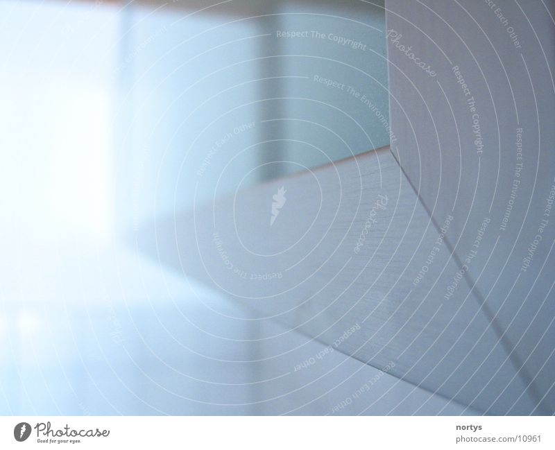 Aeki grüßt! Stil hell Glas Design modern Ecke Aluminium Schrank Regal Milchglas Designermöbel