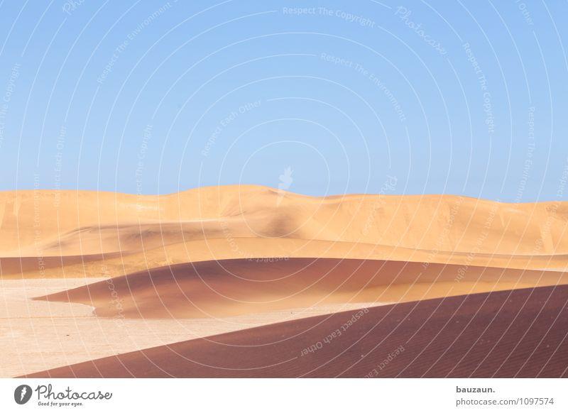 es. Himmel Natur Ferien & Urlaub & Reisen schön Sommer Landschaft Ferne Umwelt Wärme Freiheit Linie Sand Wetter Erde Tourismus Ausflug