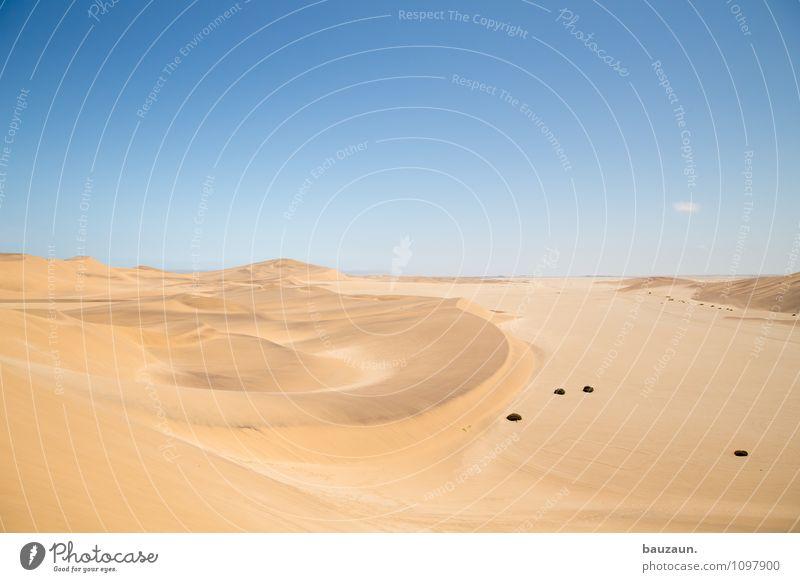 a. Himmel Natur Ferien & Urlaub & Reisen schön Sommer Sonne Einsamkeit Landschaft Ferne Umwelt Wärme Freiheit außergewöhnlich Sand Horizont Erde