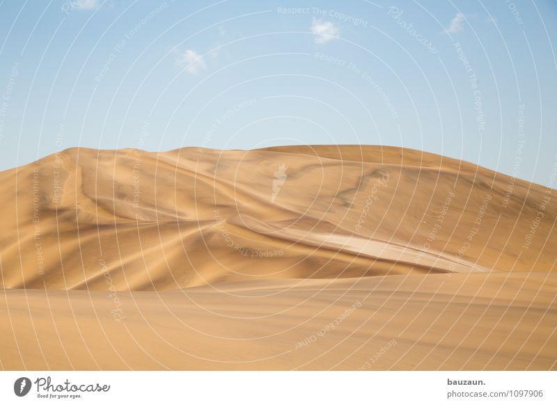 r. Ferien & Urlaub & Reisen Tourismus Abenteuer Ferne Freiheit Sightseeing Umwelt Natur Landschaft Erde Sand Himmel Sonne Sommer Schönes Wetter Wärme Dürre