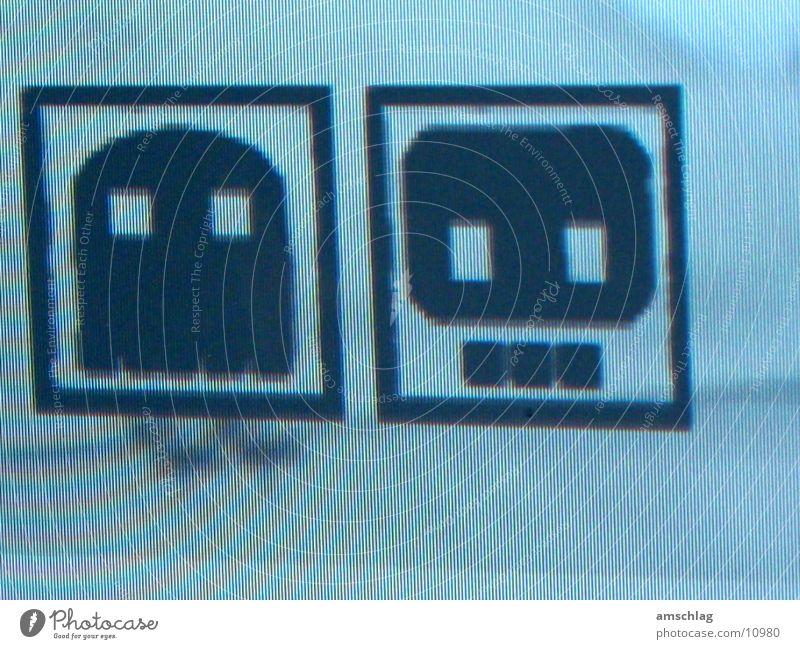 Skull and Ghost blau Computer Bildschirm Lautsprecher Geister u. Gespenster Anzeige Digitalfotografie Software Logo Schädel Ikon Paddel Informationstechnologie Fototechnik Bildpunkt Bildschirmfoto