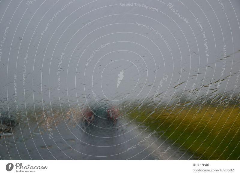 Sommerurlaub in Schweden......... Himmel Natur Ferien & Urlaub & Reisen Wasser Landschaft dunkel Straße grau Stimmung Regen Wetter PKW authentisch Ausflug