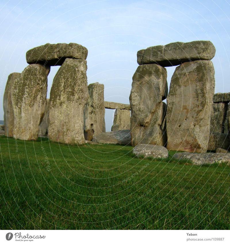 Zeit der Steine Stern Denkmal historisch Wahrzeichen England Zauberei u. Magie Rätsel Zwilling Sternenhimmel Großbritannien Mysterium Astronomie Astrologie
