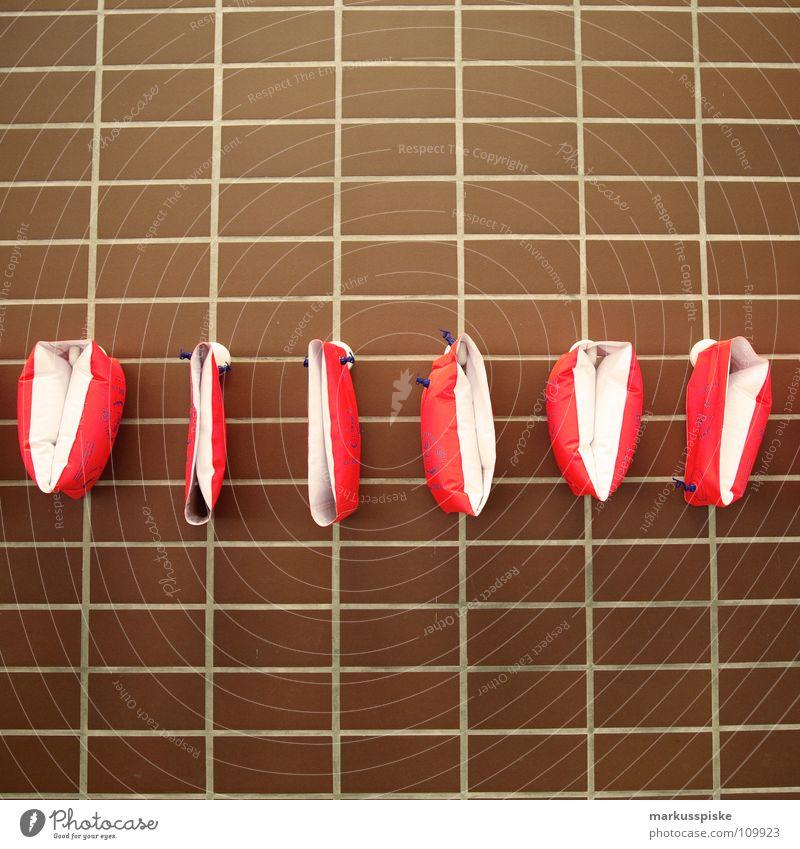 nichtschwimmer Wasser Sport Wand lernen Bad Schwimmbad Flügel Kindheit Chemie Schwimmhilfe Wassersport Chlor