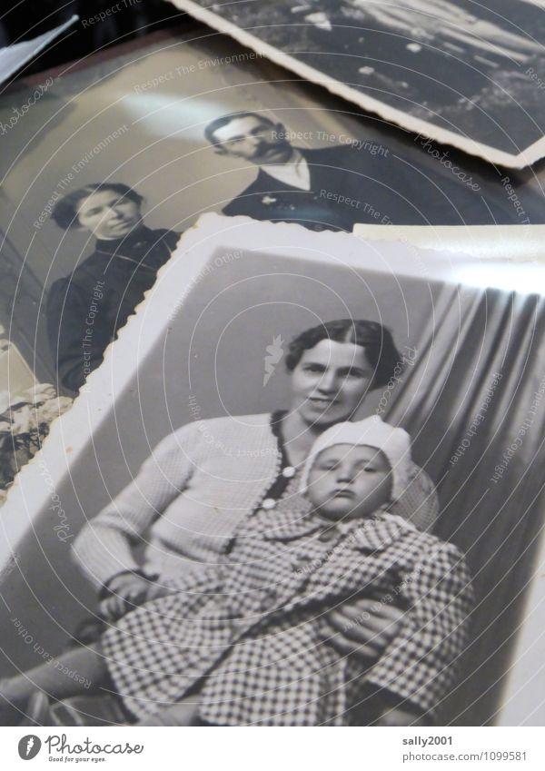Karos waren schon immer modern... Mensch Jugendliche alt schön Junge Frau Erwachsene Senior natürlich Mode Familie & Verwandtschaft Lächeln Fotografie
