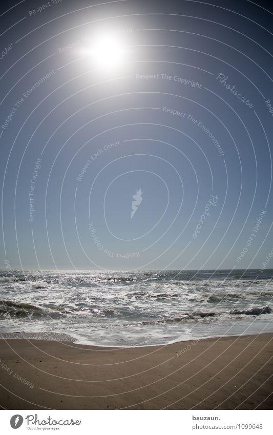 strand. Natur Ferien & Urlaub & Reisen Wasser Sommer Sonne Meer Landschaft Strand Ferne Umwelt Wärme Küste Sand Wetter Erde Wellen