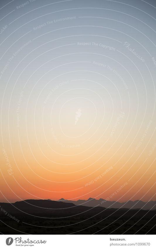 damaraland. Himmel Natur Ferien & Urlaub & Reisen schön Sommer Landschaft Ferne Umwelt Berge u. Gebirge Freiheit außergewöhnlich Horizont Wetter Tourismus Klima