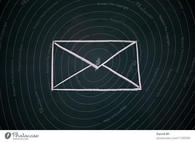 Sie haben Post Lifestyle Geburtstag Tafel Büroarbeit Telekommunikation E-Mail Verpackung Überraschung entdecken Kapitalwirtschaft Brief Briefumschlag