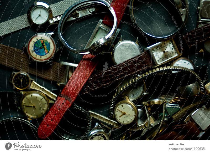 Uhren Zeit Zukunft Zifferblatt Ewigkeit Vergangenheit Schmuck Dame antik Gegenwart Erbe Herr Armband Mechanik Uhrenzeiger Uhrwerk