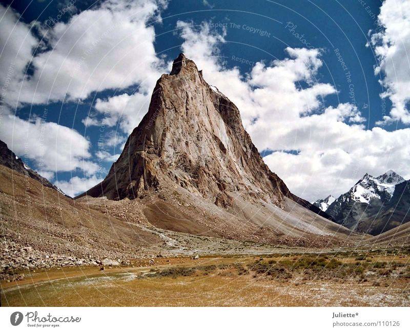 """""""Einsame Spitze""""!!! schön Himmel Ferien & Urlaub & Reisen Wolken Einsamkeit Ferne Berge u. Gebirge Bewegung hoch Niveau Klettern Bergsteigen gewaltig"""