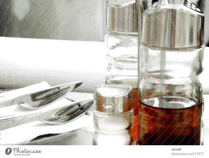 oel_essig Restaurant Tisch Accessoire Küche kochen & garen Ernährung