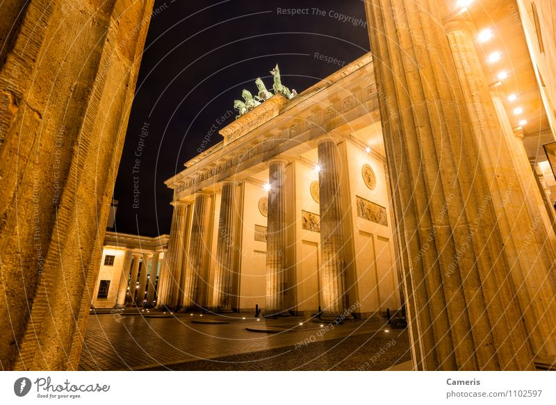 Ferien & Urlaub & Reisen Stadt Architektur Freiheit Tourismus Frieden Denkmal Hauptstadt Stadtzentrum Sehenswürdigkeit Tor Krieg Kleinstadt Krise