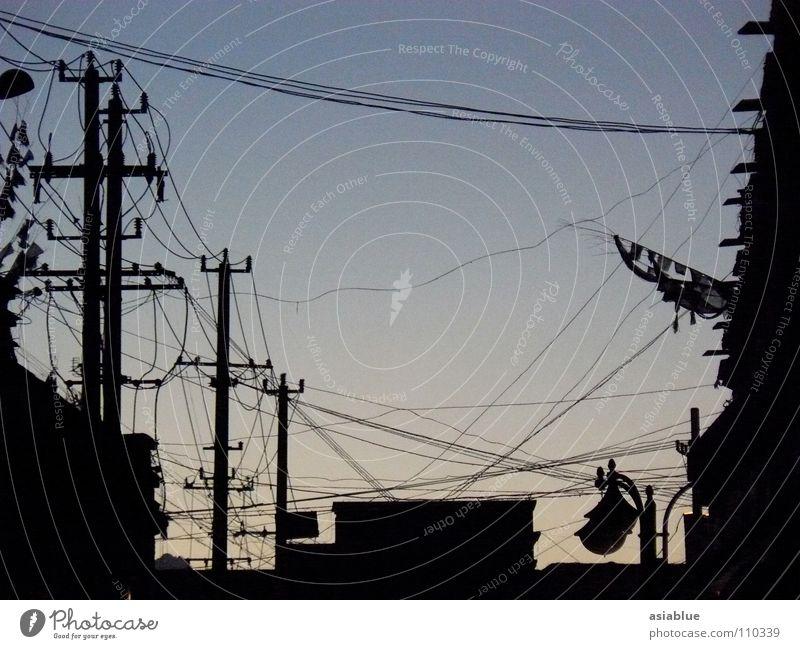 electric Technik & Technologie Kommunizieren Frieden Asien Tibet Elektrisches Gerät Lhasa