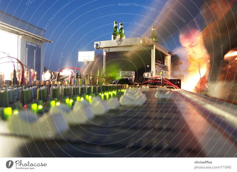 sound'night Himmel Lampe Party Bewegung Technik & Technologie Klang Elektrisches Gerät pulen