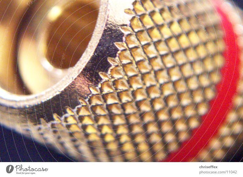 sound'plug gold Dinge Klang Stecker mono stereo Buchse
