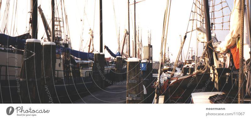 Hafen Segelboot Niederlande Poller