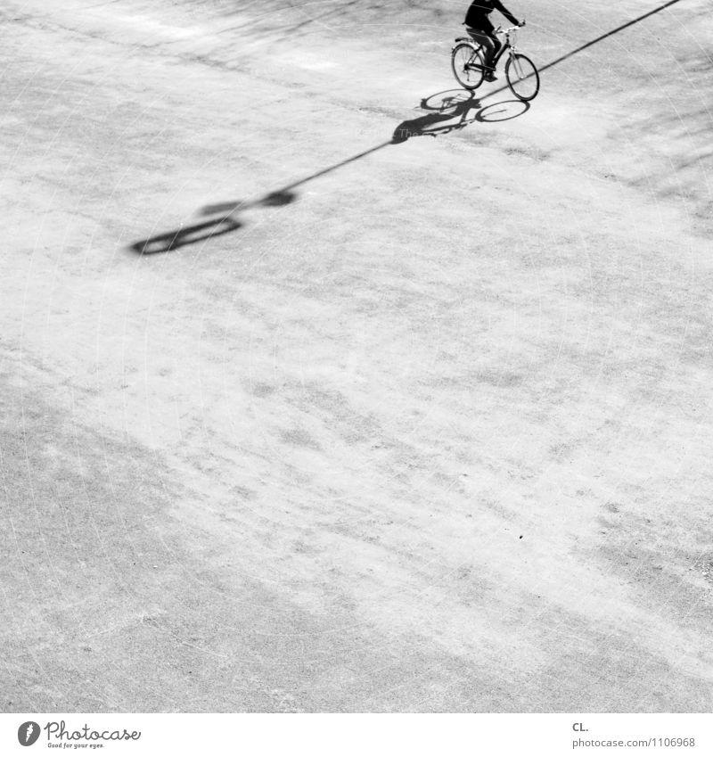 finish Mensch Erwachsene Leben Bewegung Wege & Pfade Sport Gesundheit Freizeit & Hobby Verkehr Fahrrad Schönes Wetter Fahrradfahren Ziel sportlich Verkehrswege