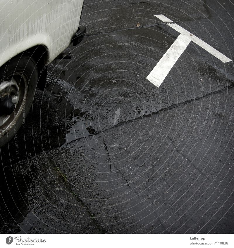 trab, trab, trab... Bewegung PKW Deutschland fahren Güterverkehr & Logistik Autotür Bürgersteig DDR Parkplatz Griff Motor Osten Oldtimer Rest Wiedervereinigung