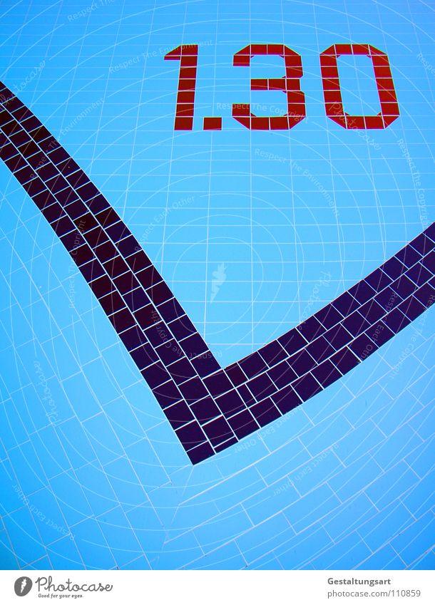 Köpper eingeschränkt möglich Schwimmbad tauchen springen Ferien & Urlaub & Reisen Freizeit & Hobby Türkei Meter Zentimeter Fuge Chlor weiß hell-blau rot tief