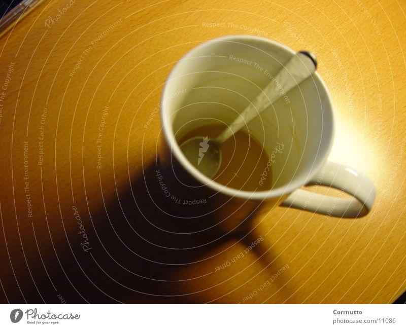 Kaffeetasse Kaffee Tasse Alkohol Löffel Kaffeetasse